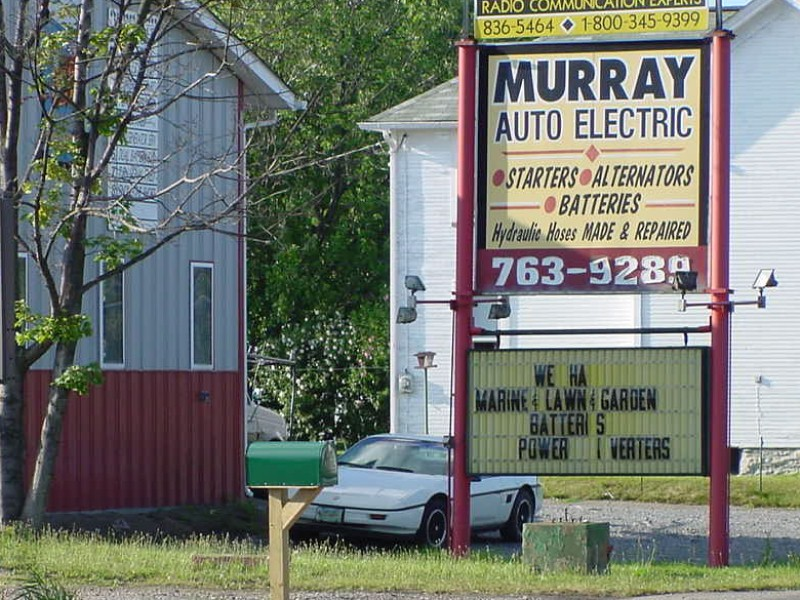 Murray Auto Electric Is Located At 339 Main Street In Ford City Their Phone Number 724 763 9289